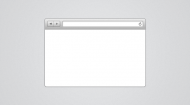 Mini Mac Browser Window